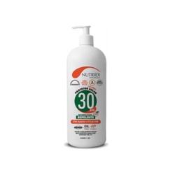 PROTETOR SOLAR 30 FPS COM REPELENTE (1 LITRO) - NUTRIEX - 26635 - ARARENSEFERRAMENTAS