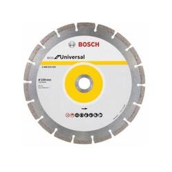 DISCO DIAMANTADO UNIVERSAL 230MM - BOSCH - 27990 - ARARENSEFERRAMENTAS