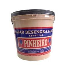 PASTA PARA LAVAR MÃOS 4,5KG DESENGRAXANTE - PINHEIRO - 25442 - ARARENSEFERRAMENTAS