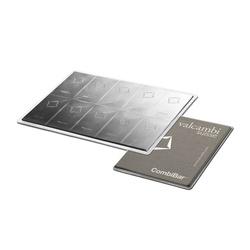 10 x 10 g Silver CombiBar™ - ARGENTUM HEDGE