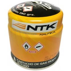 Cartucho de gás para fogareiros e lampiões NTK 190... - ARUANA FRANCA
