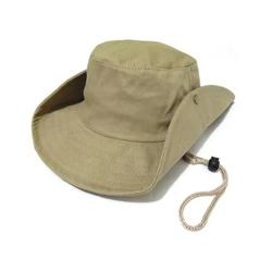 Chapéu Australiano Safari Simples - 4266 - ARUANA FRANCA