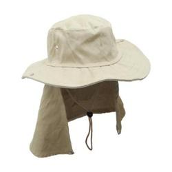 Chapéu Australiano Safari com Proteção - 1569 - ARUANA FRANCA