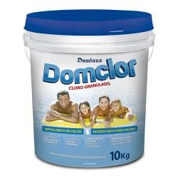 Cloro Domclor Cloro Granulado 10kg - a34 - ARUANA FRANCA