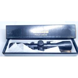 Luneta Rossi Poly 4x32 - 25208613 - Airsoft e Armas de Pressão Azsports