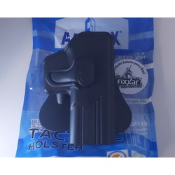 Coldre para pistolas glock modelos g17-g18-g19 - 0... - Airsoft e Armas de Pressão Azsports