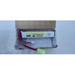 Bateria Lipo ( Lithium Polimero ) 11.1v 25c 900mah... - Airsoft e Armas de Pressão Azsports