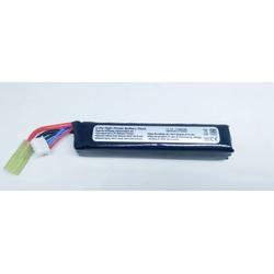 Bateria para Airsoft Eletrico modelo Li-po 11.1v -... - Airsoft e Armas de Pressão Azsports