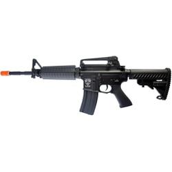 Rifle de Airsoft Elétrico AEG APS 101M4 Full Metal... - Airsoft e Armas de Pressão Azsports