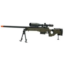Rifle de airsoft ares sniper aw-338 spring power -... - Airsoft e Armas de Pressão Azsports
