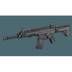 Rifle de Airsoft Elétrico aeg ICS APE 231R - ICS A... - Airsoft e Armas de Pressão Azsports