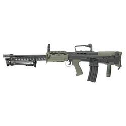 Rifle de Airsoft Elétrico ICS L86A2-86R - aeg ics ... - Airsoft e Armas de Pressão Azsports