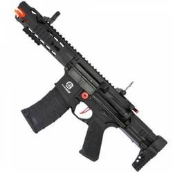 Rifle de airsoft eletrico - aeg - Vfc Leopard CQB ... - Airsoft e Armas de Pressão Azsports