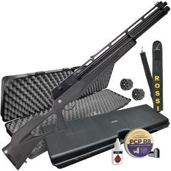 Carabina de Pressão PCP Rossi R8 Black
