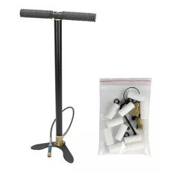 Bomba Manual para PCP c/filtro-300 bar- ADV 149 - ... - Airsoft e Armas de Pressão Azsports
