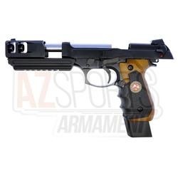 PISTOLA DE AIRSOFT WE GBB M92-Ser BioHazard Extend... - Airsoft e Armas de Pressão Azsports