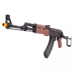 RIFLE DE AIRSOFT ELETRICO SRC AK47 FULL METAL SR47... - Airsoft e Armas de Pressão Azsports