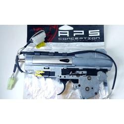 AIRSOFT GEARBOX APS SILVER EDGE V3 - 00120546001 - Airsoft e Armas de Pressão Azsports