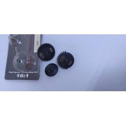 Conjunto de Engrenagens APS CNC -16:1 - HIGH SPEED... - Airsoft e Armas de Pressão Azsports