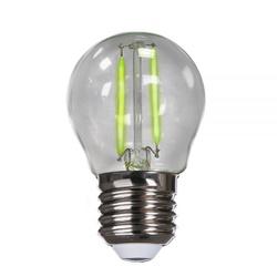 LÂMPADA BOLINHA FILAMENTO LED 2W E27 - BA Elétrica - Sua Loja de Materiais Elétricos em Manaus