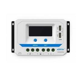 CONTROLADOR SOLAR 60A 12/24V 100V VS6024AU - BA Elétrica - Sua Loja de Materiais Elétricos em Manaus