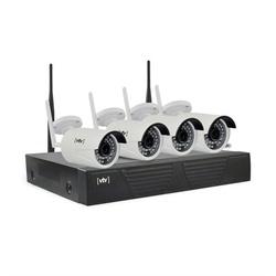 KIT DVR AHD 5X1 1080P 8CH+HD 500G+4 CÂMERAS - BA Elétrica - Sua Loja de Materiais Elétricos em Manaus