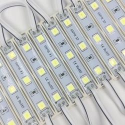 MÓDULO TERMINAL LED 20X3 LEDS 12V BRANCO - BA Elétrica - Sua Loja de Materiais Elétricos em Manaus
