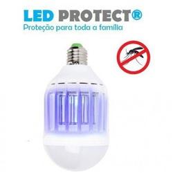 LÂMPADA LED PROTECT ANTI-INSETO 127V - BA Elétrica - Sua Loja de Materiais Elétricos em Manaus
