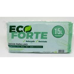 SACO P/ LIXO ECOFORTE - BA Elétrica - Sua Loja de Materiais Elétricos em Manaus