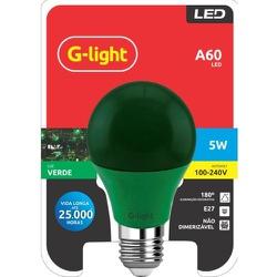 LÂMPADA LED A60 5W E27 BIVOLT - BA Elétrica - Sua Loja de Materiais Elétricos em Manaus