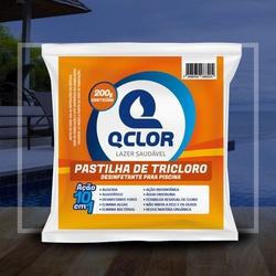 PASTILHA DE TRICLORO 10 EM 1 200G - BA Elétrica - Sua Loja de Materiais Elétricos em Manaus
