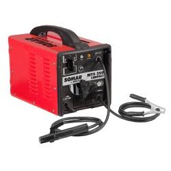 MÁQUINA DE SOLDA MONOFÁSICA 250A COMPACT 110/220V - BA Elétrica - Sua Loja de Materiais Elétricos em Manaus