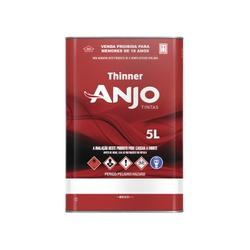 THINNER 2750 5L ANJO - Baratão das Tintas