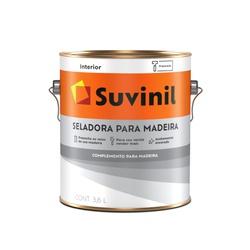 SUVINIL SELADORA PARA MADEIRA 3,6L - Baratão das Tintas
