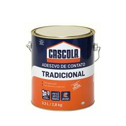 COLA CASCOLA 2,8KG - Baratão das Tintas