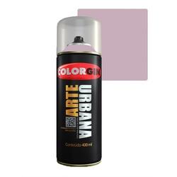 COLORGIN SPRAY ARTE URBANA VIOLETA CLARO 939 400ML - Baratão das Tintas