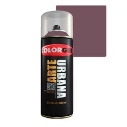 COLORGIN SPRAY ARTE URBANA ROXO 903 400ML - Baratão das Tintas