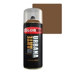 COLORGIN SPRAY ARTE URBANA CHOCOLATE 980 400ML - Baratão das Tintas