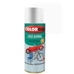 COLORGIN SPRAY USO GERAL BRANCO BRASTEMP 400ML - Baratão das Tintas