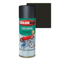 COLORGIN SPRAY USO GERAL GRAFITE EXECUTIVO 400ML - Baratão das Tintas
