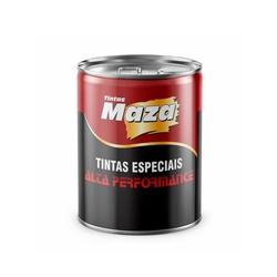 MAZA ESMALTE DUPLA FUNCAO PRETO FOSCO 18L - Baratão das Tintas