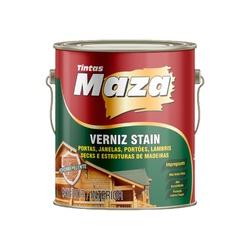 MAZA VERNIZ STAIN TRANSPARENTE 3,6L - Baratão das Tintas