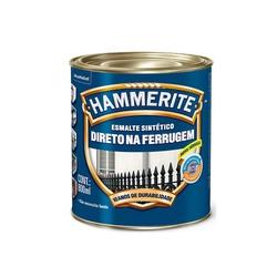 CORAL ESMALTE HAMMERITE CINZA 800ML - Baratão das Tintas