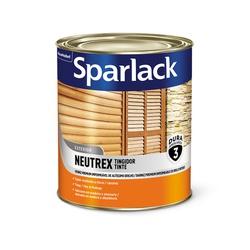 SPARLACK NEUTREX BRILHANTE MOGNO 900ML - Baratão das Tintas