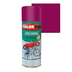 COLORGIN SPRAY USO GERAL ROXO DAKAR BIKE 400ML - Baratão das Tintas