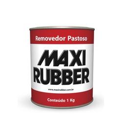 REMOVEDOR PASTOSO MAXI RUBBER 1KG - Baratão das Tintas