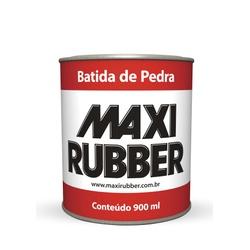BATIDA DE PEDRA PRETO MAXI RUBBER 900ML - Baratão das Tintas