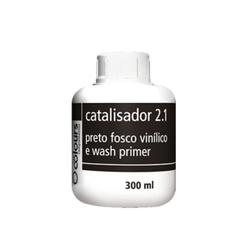ENDURECEDOR PRETO FOSCO VINÍLICO / WASH PRIMER 300... - Baratão das Tintas