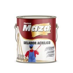 MAZA SELADOR ACRÍLICO 3,6L - Baratão das Tintas