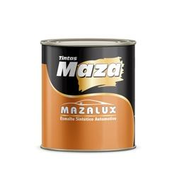 MAZA ESMALTE AMARELO 1700 MAZALUX 900ML - Baratão das Tintas